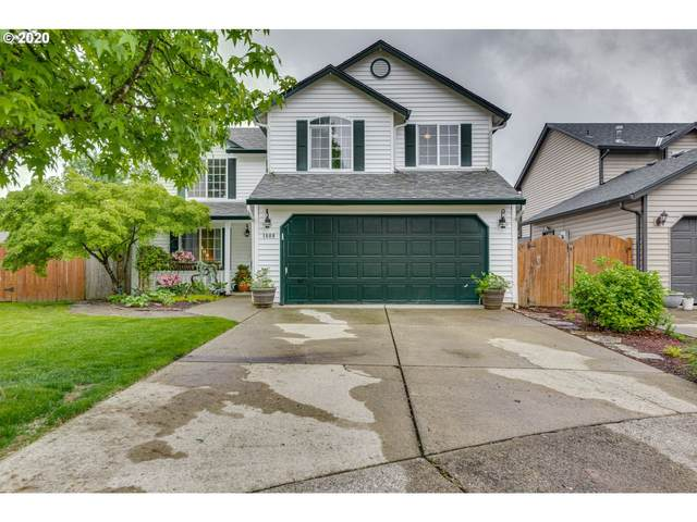 1809 NE 15TH Cir, Battle Ground, WA 98604 (MLS #20259843) :: Fox Real Estate Group
