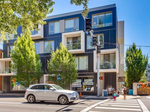 28 SE 28TH Ave #209, Portland, OR 97214 (MLS #20260307) :: Holdhusen Real Estate Group