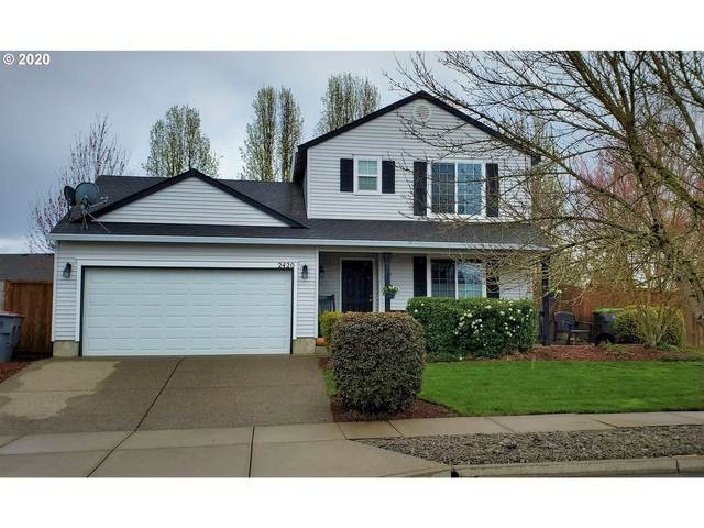 2420 SW Hannah Cir, Mcminnville, OR 97128 (MLS #20260415) :: Coho Realty