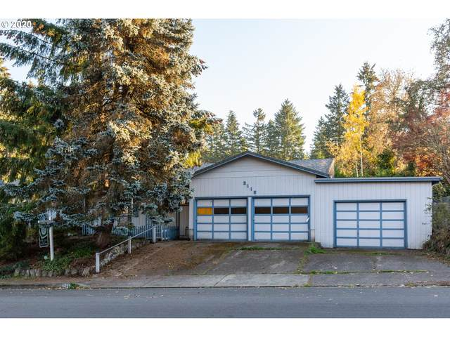 2115 W Harrison Ave, Cottage Grove, OR 97424 (MLS #20260492) :: Holdhusen Real Estate Group