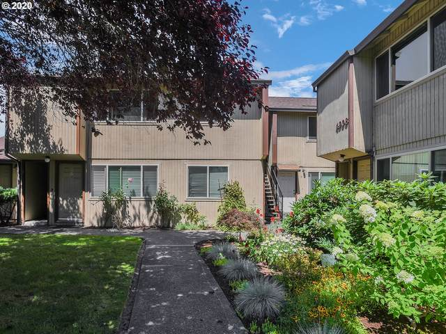 4904 SW Franklin Ave #4, Beaverton, OR 97005 (MLS #20260653) :: Coho Realty