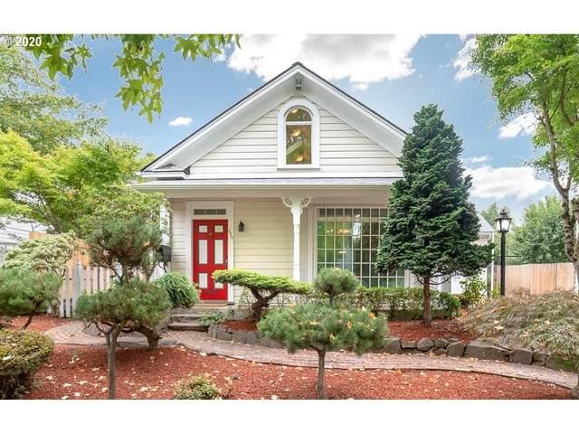 2257 Harris St, Eugene, OR 97405 (MLS #20260739) :: Song Real Estate