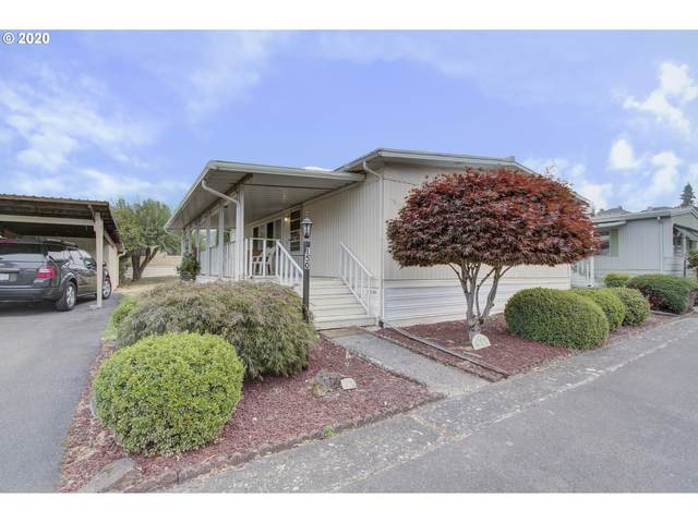1709 NE 78TH St #150, Vancouver, WA 98665 (MLS #20260861) :: Next Home Realty Connection