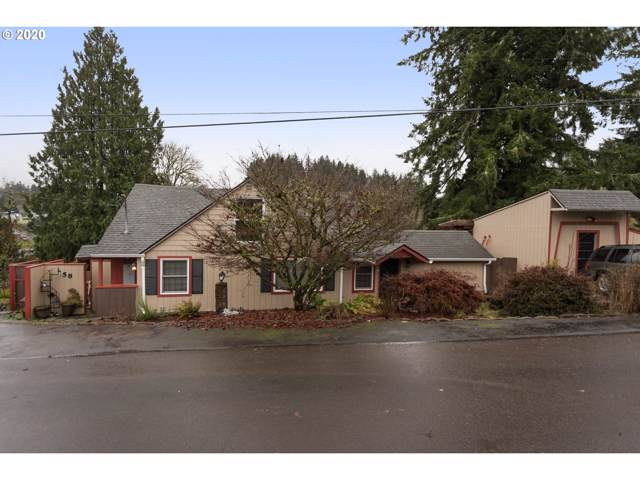 258 SW Orchard St, Clatskanie, OR 97016 (MLS #20261318) :: Next Home Realty Connection