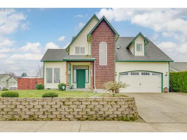 210 Probe St, Molalla, OR 97038 (MLS #20261468) :: McKillion Real Estate Group