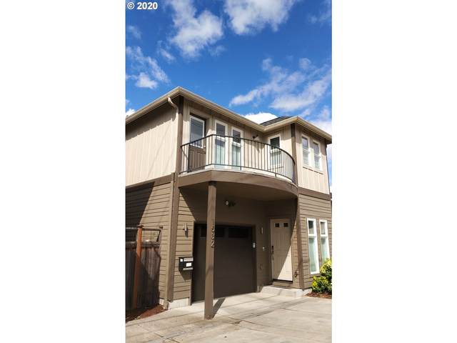 1532 Charnelton Aly, Eugene, OR 97401 (MLS #20261471) :: The Liu Group