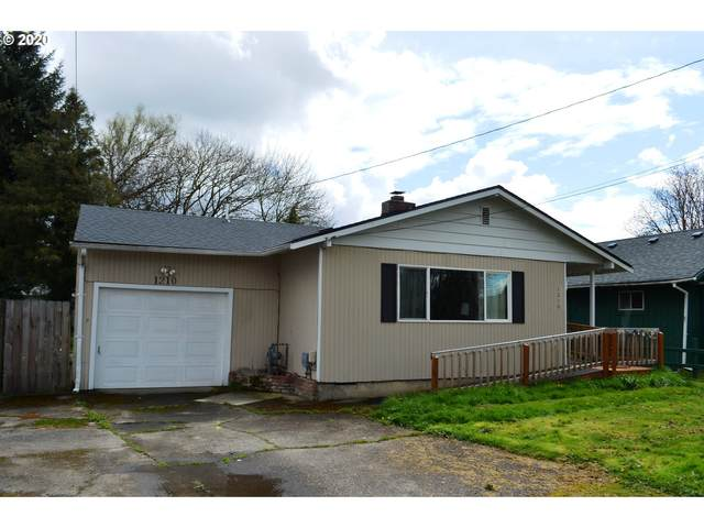 1210 S 8TH Ave, Kelso, WA 98626 (MLS #20262198) :: Coho Realty