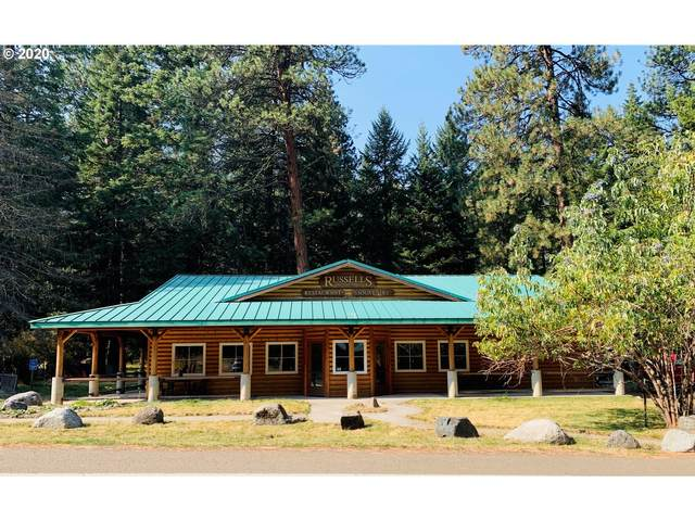 59984 Wallowa Lake Hwy, Joseph, OR 97846 (MLS #20262573) :: TK Real Estate Group