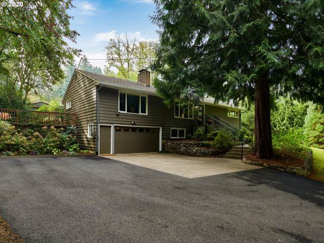11050 SW 16TH Dr, Portland, OR 97219 (MLS #20262815) :: Brantley Christianson Real Estate