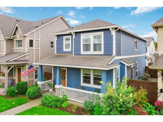 11814 SW Barber St, Wilsonville, OR 97070 (MLS #20263470) :: McKillion Real Estate Group