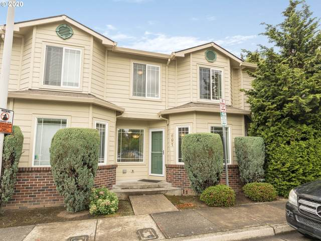 691 NE 8TH St, Gresham, OR 97030 (MLS #20263938) :: Next Home Realty Connection