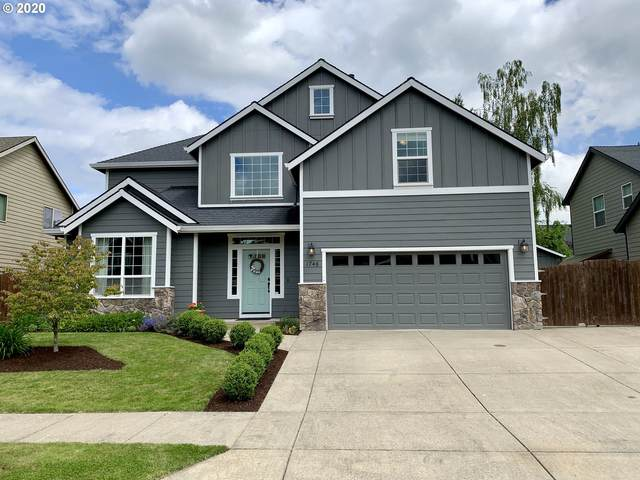 1746 NW Jacie Way, Mcminnville, OR 97128 (MLS #20264429) :: Fox Real Estate Group
