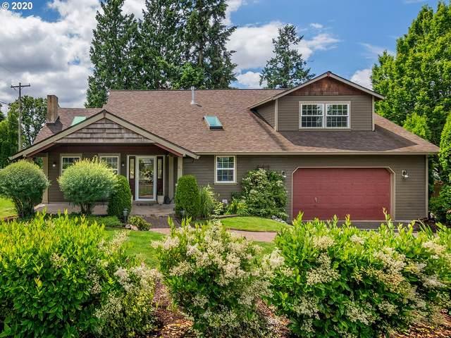7710 SW Oak St, Portland, OR 97223 (MLS #20264555) :: Fox Real Estate Group