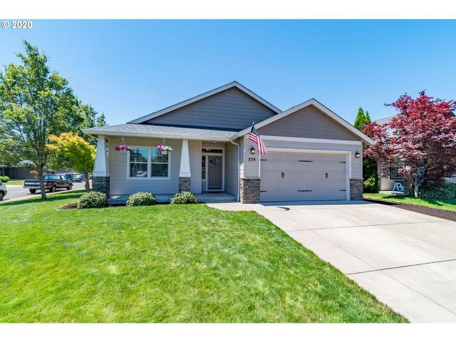 239 SW Quince St, Junction City, OR 97448 (MLS #20264761) :: Holdhusen Real Estate Group