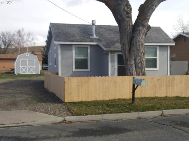 2030 Plum St, Baker City, OR 97814 (MLS #20265062) :: McKillion Real Estate Group