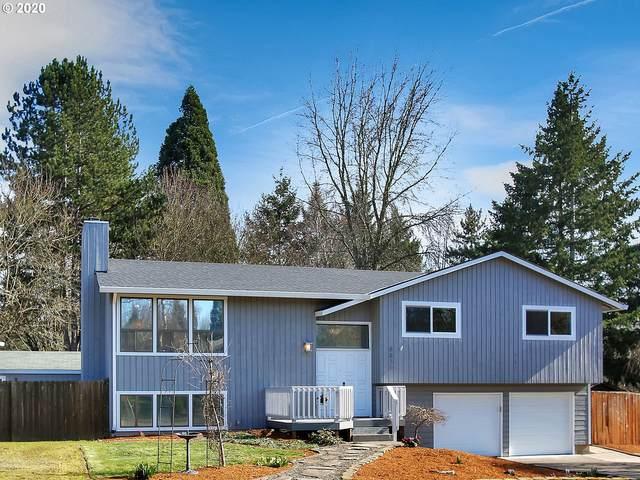 8830 SW Rebecca Ln, Beaverton, OR 97008 (MLS #20265100) :: Matin Real Estate Group