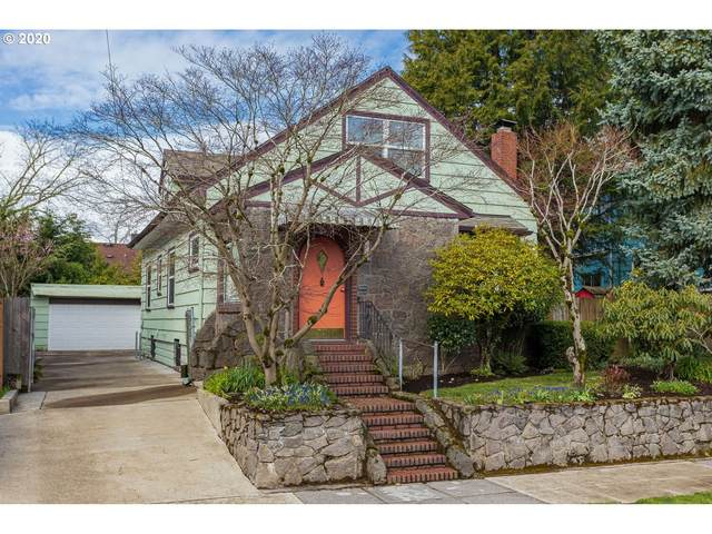 4833 NE 19TH Ave, Portland, OR 97211 (MLS #20265122) :: Matin Real Estate Group