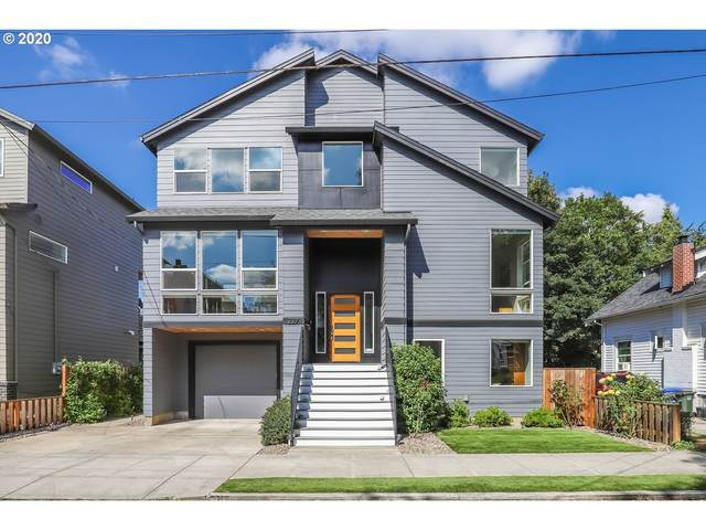 227 SE 30TH A, B Pl, Portland, OR 97214 (MLS #20265128) :: Next Home Realty Connection