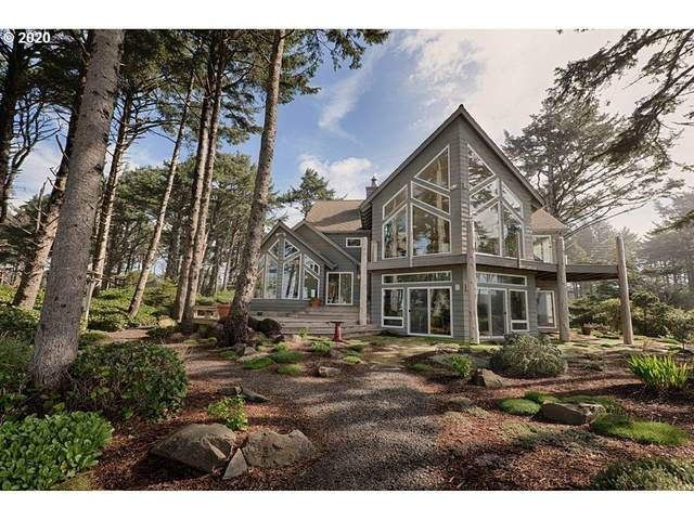 7407 N Coast Hwy, Newport, OR 97365 (MLS #20265413) :: Townsend Jarvis Group Real Estate
