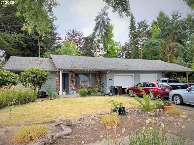 18780 NW Nelscott St, Portland, OR 97229 (MLS #20266342) :: Change Realty