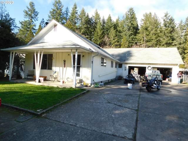 48273 Hills St, Oakridge, OR 97463 (MLS #20266592) :: McKillion Real Estate Group