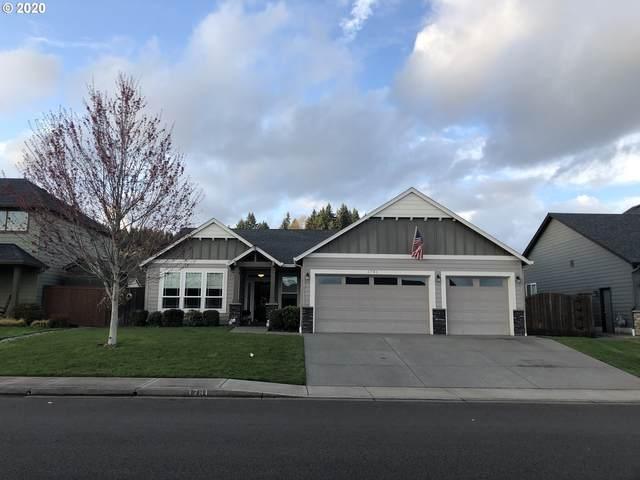 1781 Meriwether Ln, Woodland, WA 98674 (MLS #20266809) :: Premiere Property Group LLC