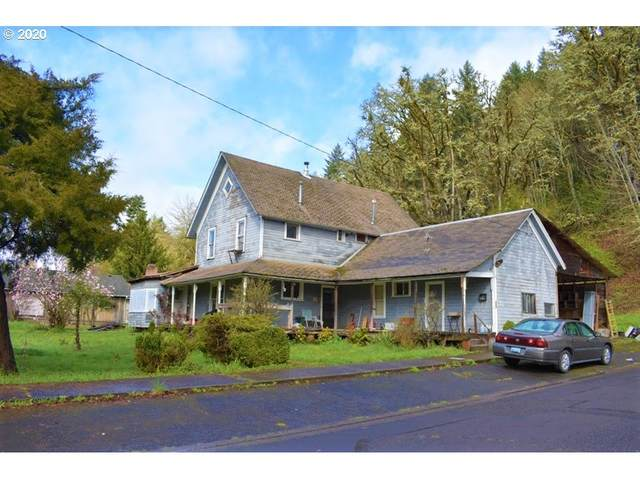 335 N H St, Cottage Grove, OR 97424 (MLS #20266952) :: Townsend Jarvis Group Real Estate