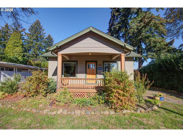 4125 SE Monroe St, Milwaukie, OR 97222 (MLS #20266975) :: Holdhusen Real Estate Group