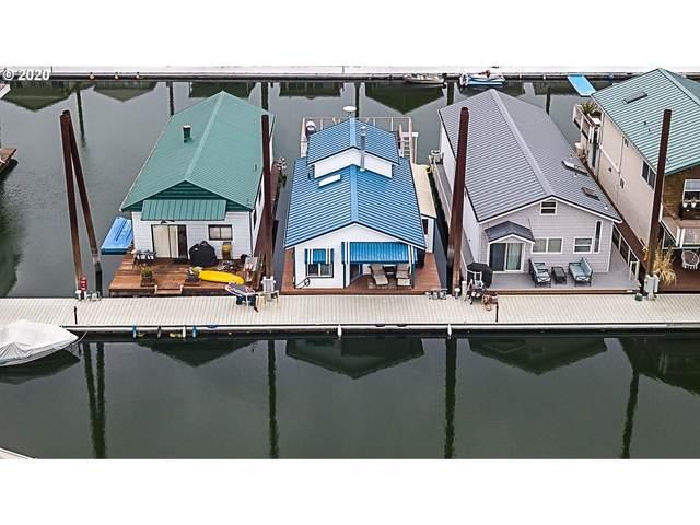 19609 NE Marine Dr D-4, Portland, OR 97230 (MLS #20267117) :: Beach Loop Realty