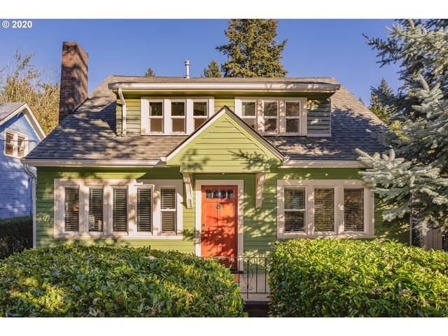 3746 SE 42ND Ave, Portland, OR 97206 (MLS #20267286) :: Holdhusen Real Estate Group