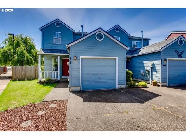 202 NE Skylar St, Hillsboro, OR 97124 (MLS #20267433) :: Next Home Realty Connection
