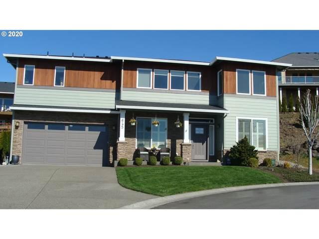 645 W X St, Washougal, WA 98671 (MLS #20268818) :: McKillion Real Estate Group