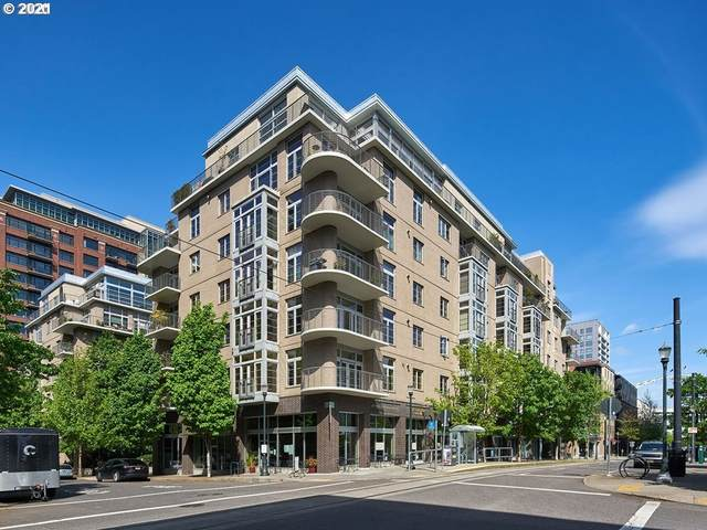 1130 NW 12TH Ave #318, Portland, OR 97209 (MLS #20269084) :: McKillion Real Estate Group