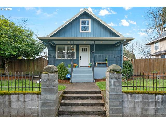 7805 N Haven Ave, Portland, OR 97203 (MLS #20269503) :: Homehelper Consultants