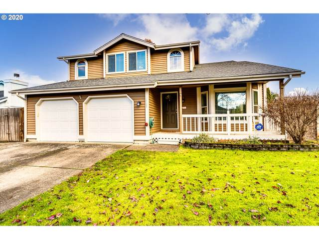 2123 Silhouette St, Eugene, OR 97402 (MLS #20269647) :: Song Real Estate