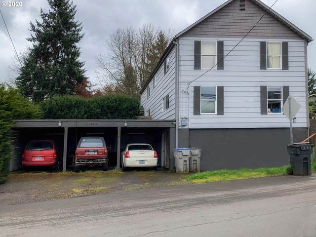 13510 SW Ash Ave, Tigard, OR 97223 (MLS #20269696) :: McKillion Real Estate Group