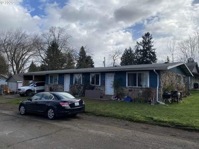 1603 E 31ST St, Vancouver, WA 98663 (MLS #20269743) :: Fox Real Estate Group