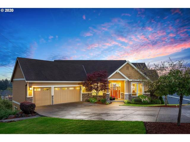 14810 NW Red Cedar Ct, Portland, OR 97231 (MLS #20270911) :: The Liu Group