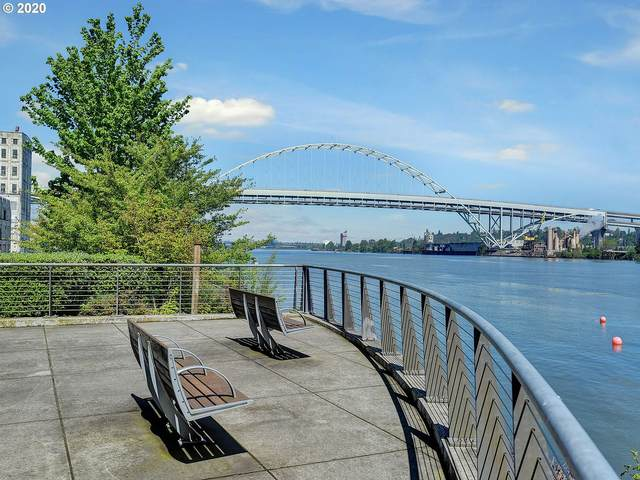 1310 NW Naito Pkwy 103A, Portland, OR 97209 (MLS #20271027) :: Townsend Jarvis Group Real Estate