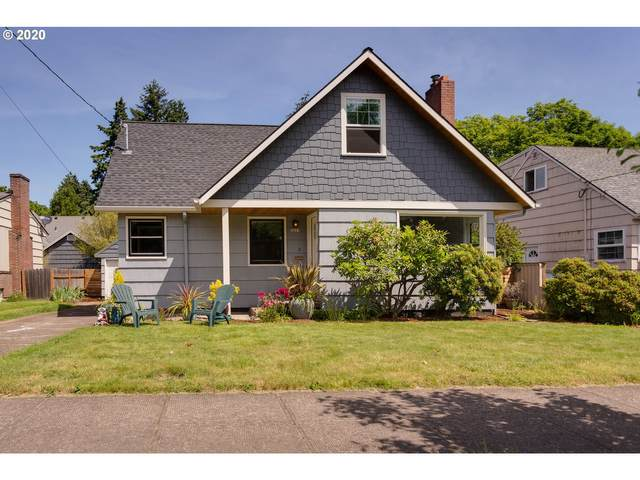 3631 SE Lambert St, Portland, OR 97202 (MLS #20271054) :: Song Real Estate