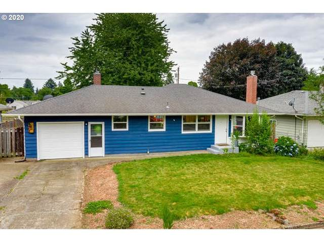 4408 SE Howe Ln, Milwaukie, OR 97222 (MLS #20271457) :: The Liu Group
