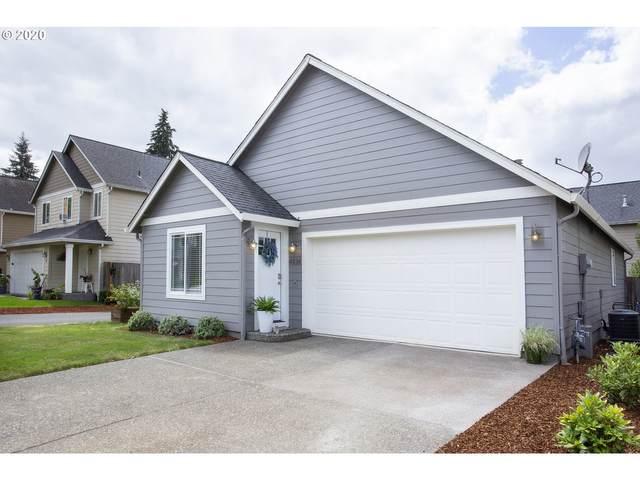 4434 NE 136TH Ave, Vancouver, WA 98682 (MLS #20271713) :: Fox Real Estate Group