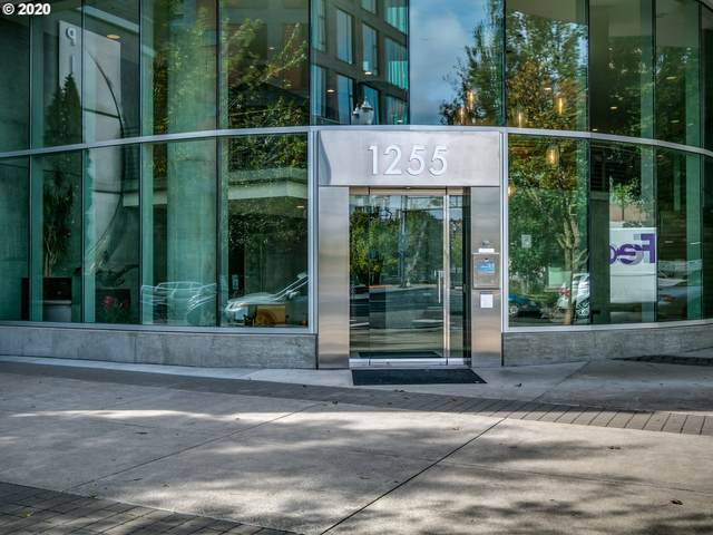 1255 NW 9TH Ave #317, Portland, OR 97209 (MLS #20271829) :: The Liu Group