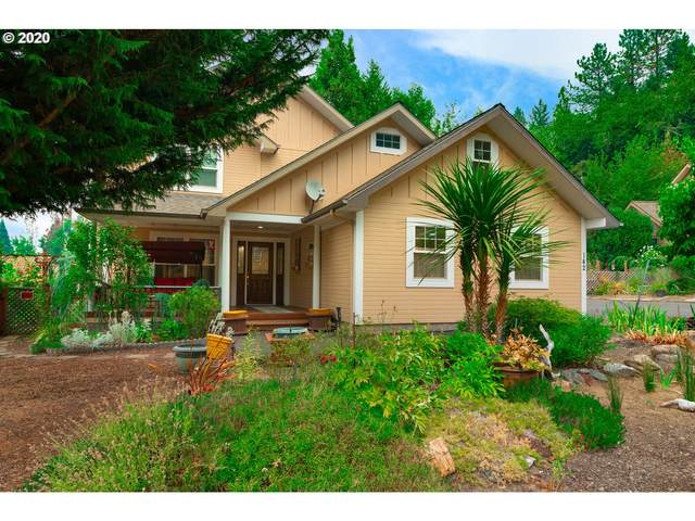 142 Deaton Ct, Canyonville, OR 97417 (MLS #20272543) :: Cano Real Estate