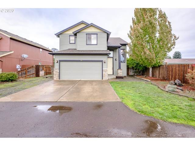 705 E Milton St, Lebanon, OR 97355 (MLS #20272747) :: Townsend Jarvis Group Real Estate