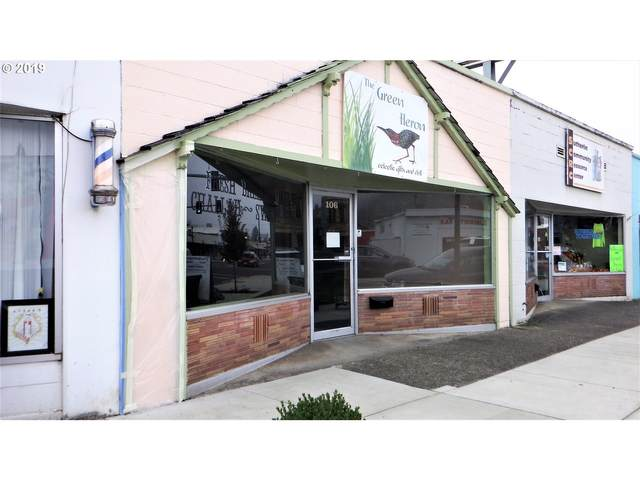 106 E Central Ave, Sutherlin, OR 97479 (MLS #20272823) :: Townsend Jarvis Group Real Estate