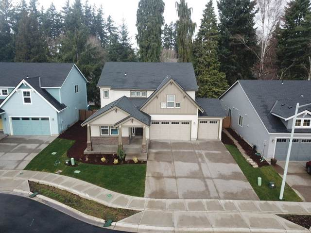 4205 SE Faith Ave Hs 31, Milwaukie, OR 97267 (MLS #20272855) :: McKillion Real Estate Group