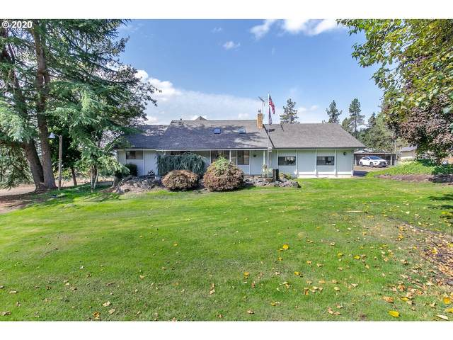 83811 S Morningstar Rd, Creswell, OR 97426 (MLS #20272992) :: Song Real Estate