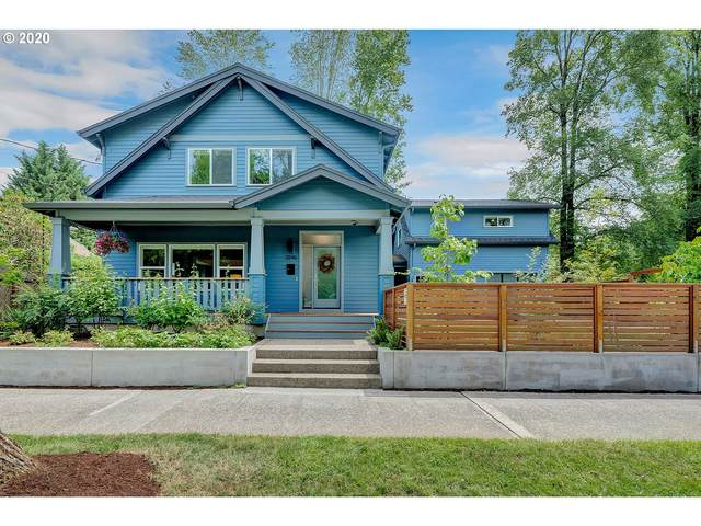 2046 SE 51ST Ave, Portland, OR 97215 (MLS #20272996) :: Song Real Estate
