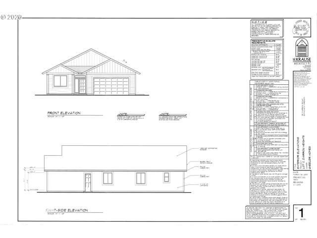 486 SE Dance Dr, Estacada, OR 97023 (MLS #20273265) :: Matin Real Estate Group